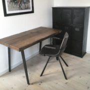 Black oak kontorbord