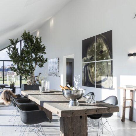 Spisebord azobetræ